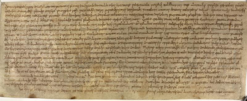 Wealdhere's letter to Archbishop Beorhtwald