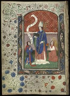 Book of the Hours of the Virgin and Saint Ninian