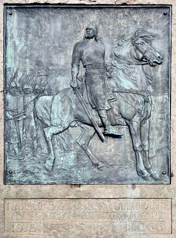 Monument to Harald Sigurdsson