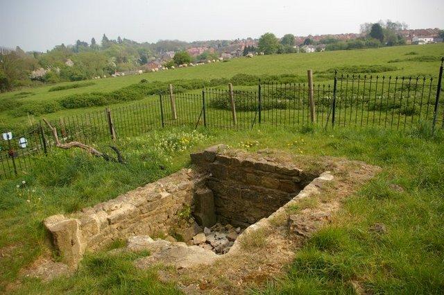 St Rumwold's Well, Buckinghamshire