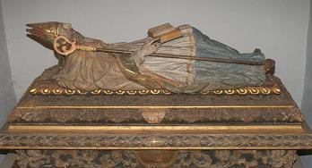 Willibrord's Sarcophagus