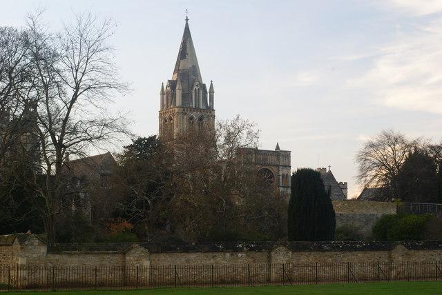 Christ Church Oxford