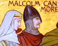 Margaret and Malcolm Canmore