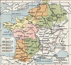 Gaul in 511 AD