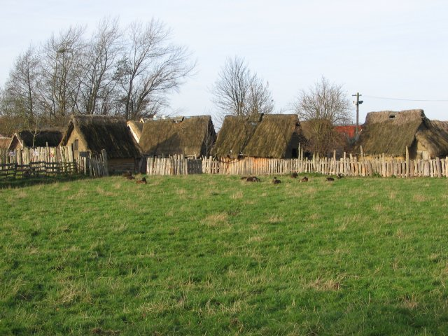 Murton Park Viking Village, York