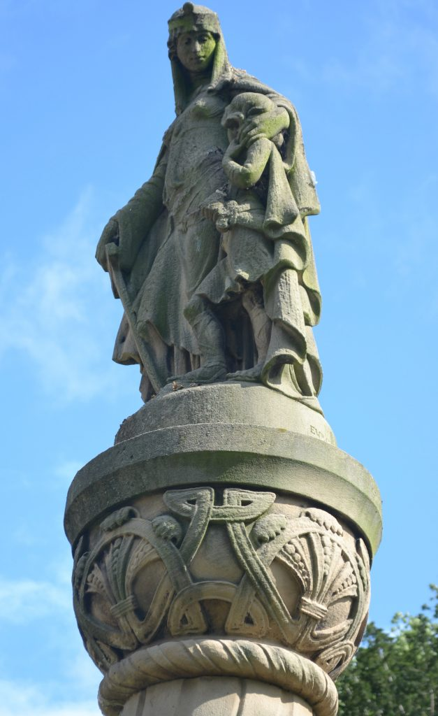 Statue of Athelflaed