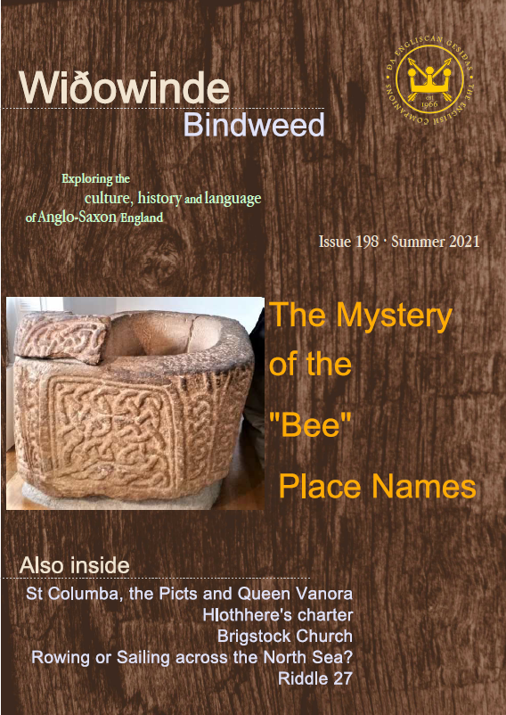 Withowinde issue 198 cover