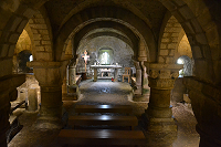 The Crypt at Lastingham