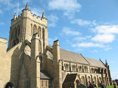 St Hilda's Church, Hartlepool