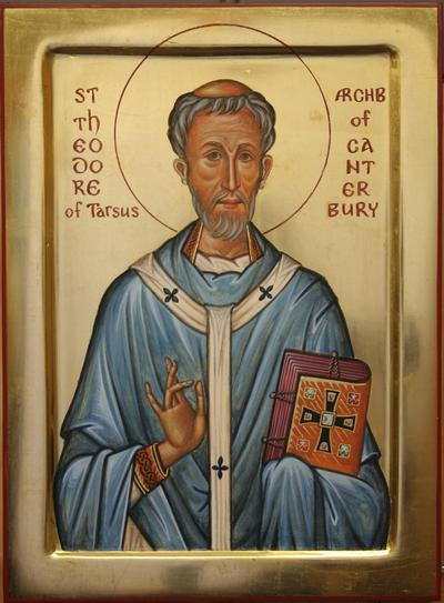 Icon of Theodore of Tarsus