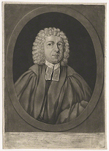 Portrait of Richard Rawlinson, Engraver William Smith, after George Vertue [Public domain]