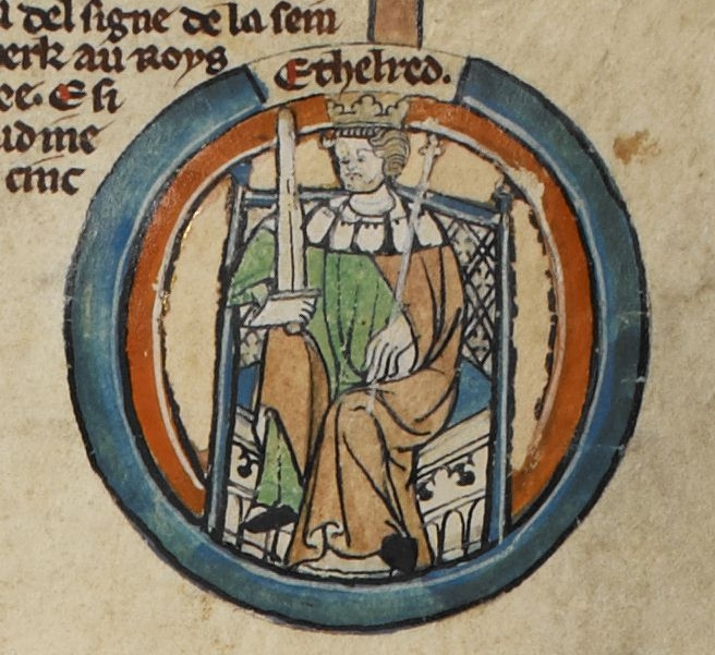 Athelred of Wessex