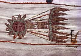 Comet in Bayeux Tapestry
