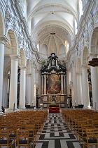 St Walburga's Church, Bruges