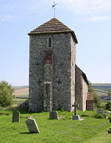 St Botolph's Church, Botolphs, West Sussex